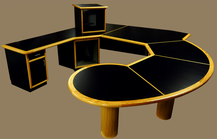Designcraft Broadcast Master Control Furniture