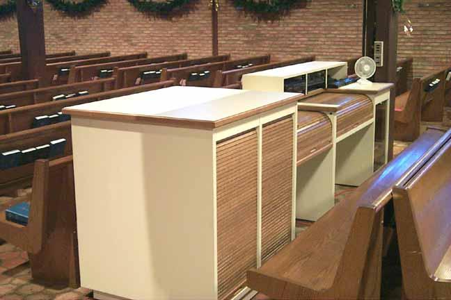 Small Church Stage Design