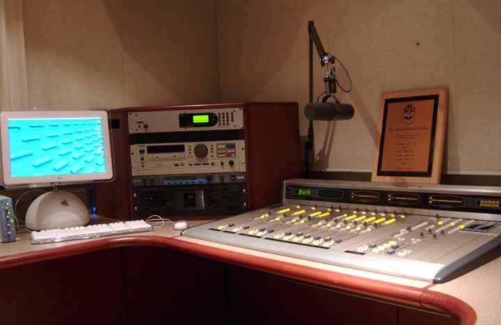 Radio Console Desk Desk Design Ideas