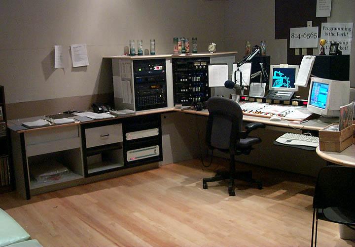 on air studio studio furniture