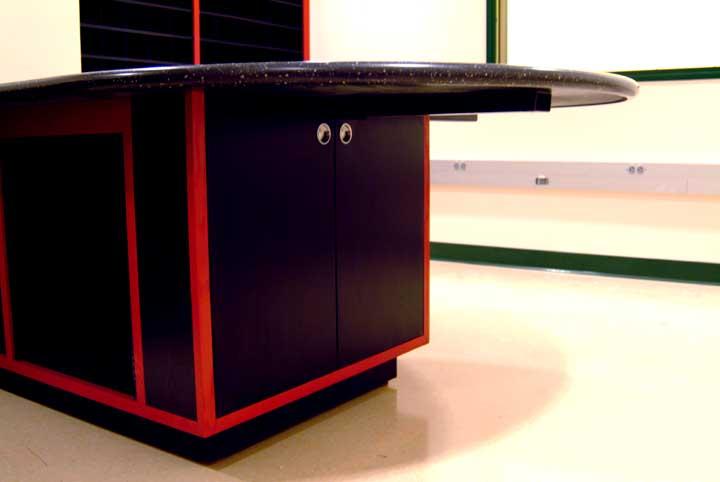 Studio Furniture Radio Broadcast Furniture