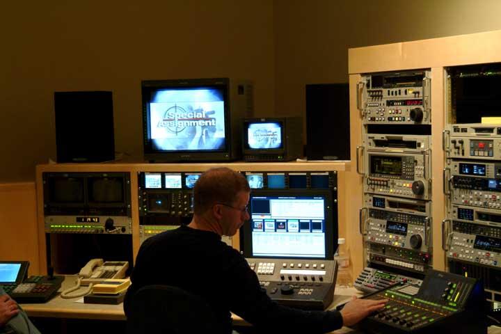 TV production furnituretv production consolestv studio furniture